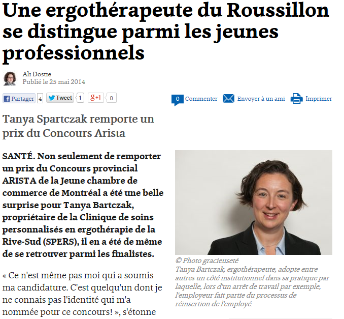 Articles Roussillon Express